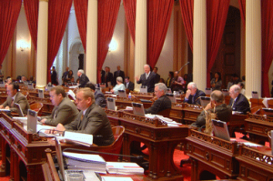 "New legislation passed by the California Senate now confers ""health care provider status"" on pharmacists."
