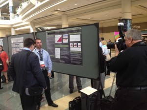 PCIP participants present the findings of their ED projects at ASHP's Midyear Clinical Meeting.