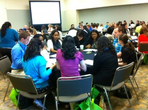 SLDW participants focus on contemporary leadership philosophies and concepts.