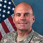 U.S. Army Lt. Col. Eric Maroyka