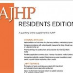 ajhp residents edition