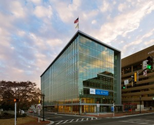 ASHP's new headquarters building