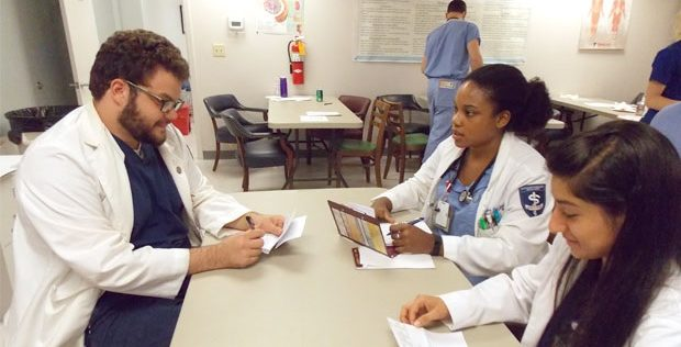 Student Pharmacists Shine at the Jackson Free Clinic